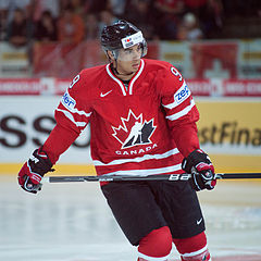 Evander Kane - Switzerland vs. Canada, 29th April 2012.jpg