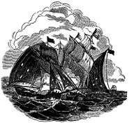 Every engaging the Great Mogul's Ship