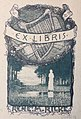 Ex Libris Rene-M. Rilke (Rainer Maria Rilke) von Emil Orlik, 1897.jpg