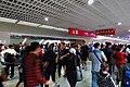 Exit C of Zhonglou Station (20171002123552).jpg