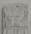 Exterior bas-relief, Theodore Levin United States Courthouse, Detroit Federal Building, Detroit, Michigan LCCN2010719526.tif