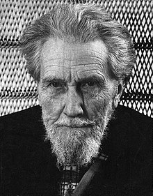 photograph of Ezra H. Pound