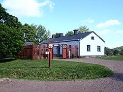 Fängelsemuseet Vita Björn i Sund 20120804.JPG