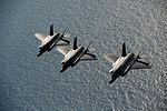 F-35 Lightning II instructor pilots conduct aerial refueling 130516-F-XL333-1136.jpg
