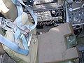F-4N cockpit simulator PCAM pilot's seat 2.JPG