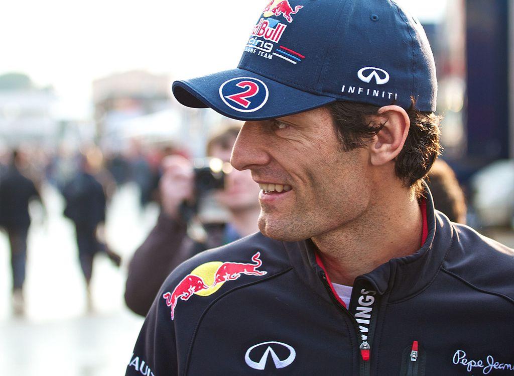 F1 2012 Barcelona test - Mark Webber