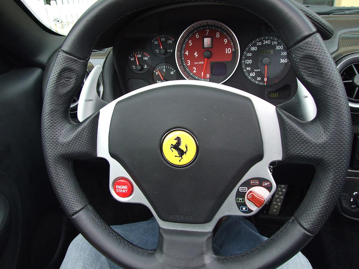 Ferrari Italia 458 >> Manettino – Wikipedia