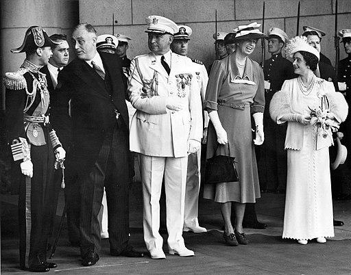 FDR-ER-George-VI-Elizabeth-June-8-1939