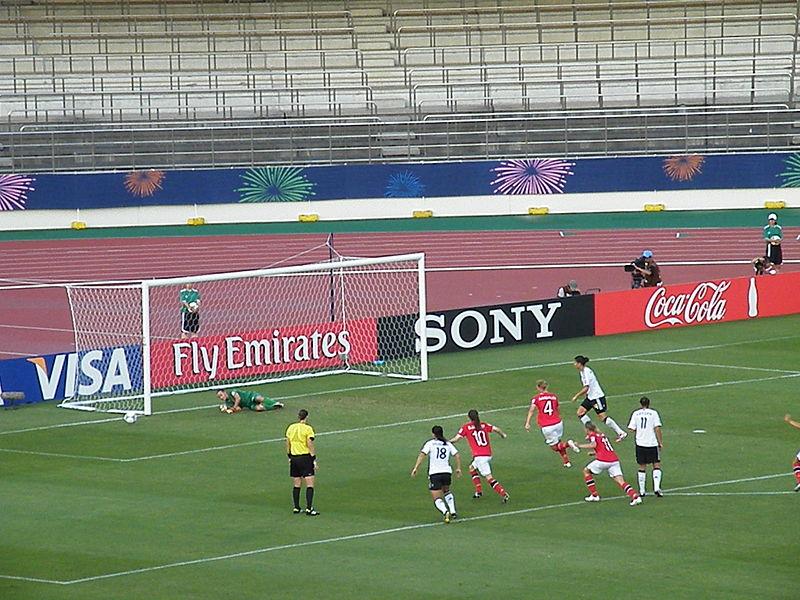 File:FIFA U20 WOMEN'S WORLD CUP GER v NOR, PK Scene 32.JPG