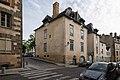 Façade arrière de l'hôtel Montbourcher, Rennes, France.jpg