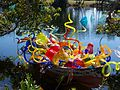 Fairchild Gardens - Dale Chuhuly - Coral Gables, Florida.JPG