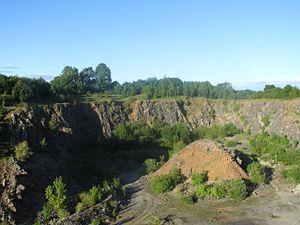 Quarries of the Mendip Hills - Fairy Cave Quarry.