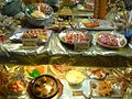 Fake foods in Kin no Taki Jakarta.JPG