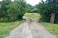 Farm track near Wolfhampcote - geograph.org.uk - 1395949.jpg