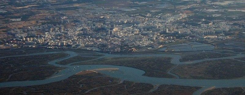 Image:Faro aerial view.jpg