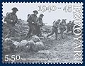 Faroe stamp 535 world war 2.jpg