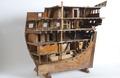 Fartygsmodell-Akterskepp av fregatt. 1780-talet - Sjöhistoriska museet - O 00025.tif