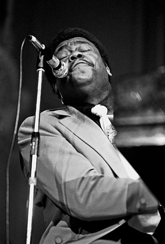 Fats Domino - Domino in 1972