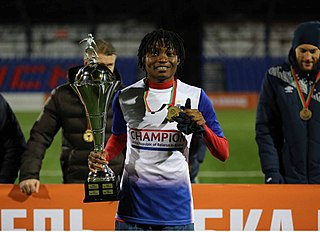 Faustina Ampah association football player