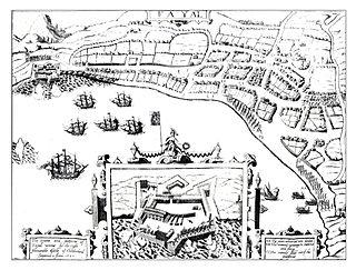Azores Voyage of 1589