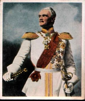 Friedrich Graf von Wrangel - Generalfeldmarschall Friedrich von Wrangel