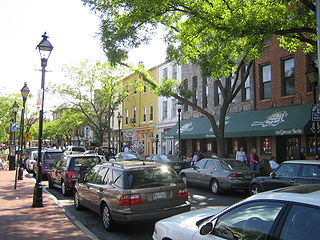 Fells Point, Baltimore Neighborhood of Baltimore in Maryland, United States
