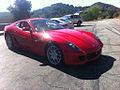 Ferrari 599, Mulholland overlook.jpg