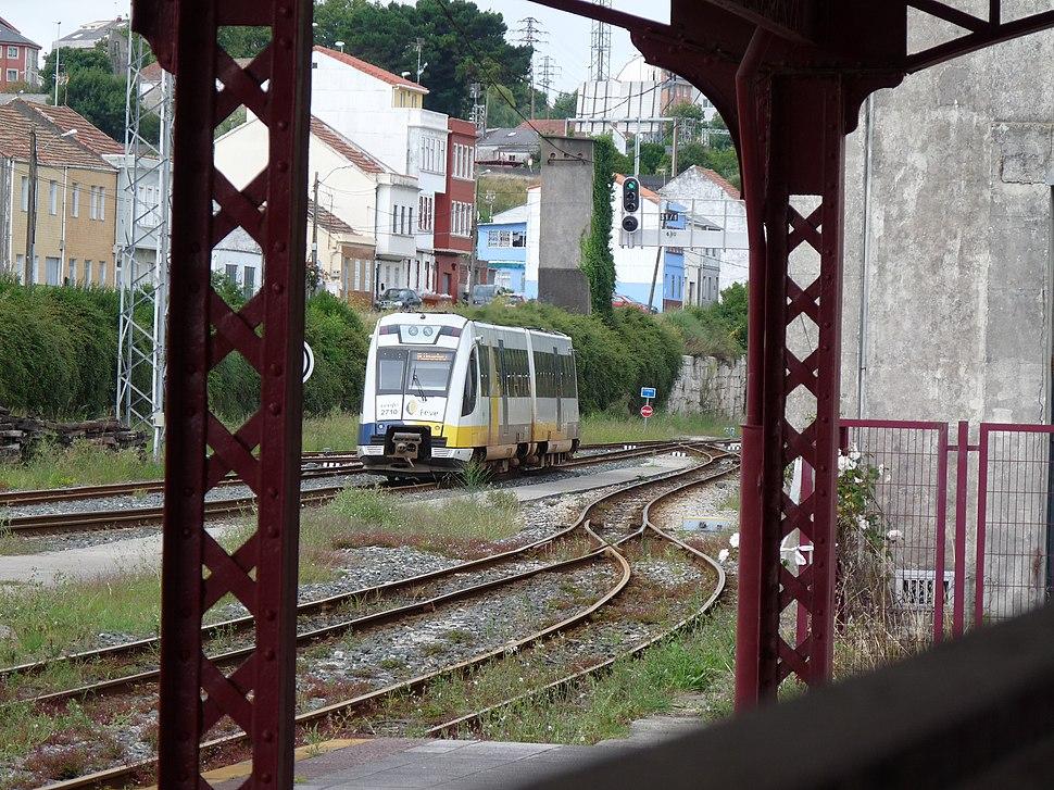 Ferrol FEVE station 2015 III