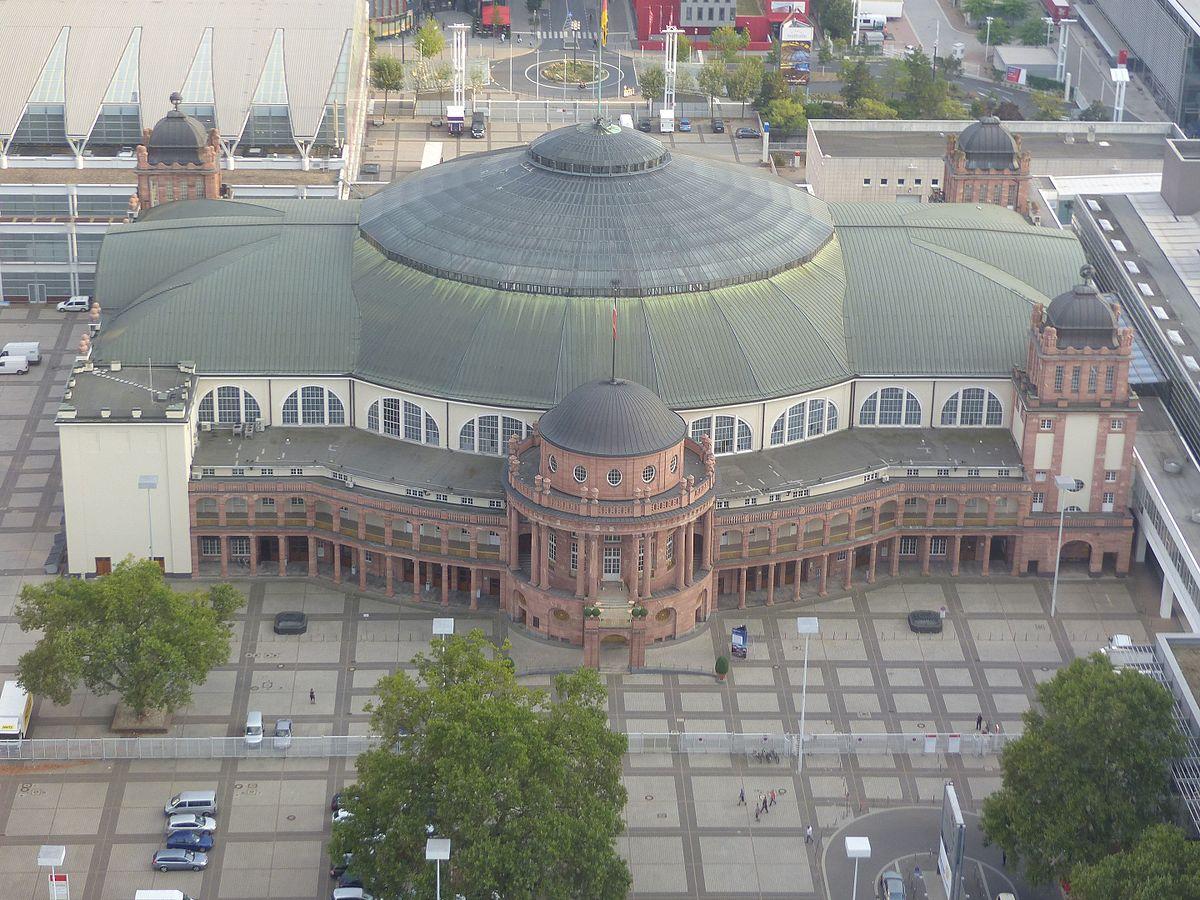 Messe Frankfurt Wikip Dia