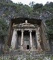 Fethiye Rock graves 6966 panorama.jpg