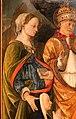 Filippo lippi e fra diamate, madonna della cintola e santi, 1456-66, da s. margherita a prato 02 lucrezia buti.jpg