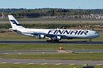 Finnair, OH-LQB, Airbus A340-313 (16269089190) (2).jpg