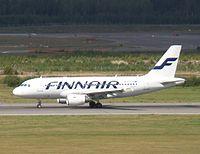 OH-LVI - A319 - Finnair