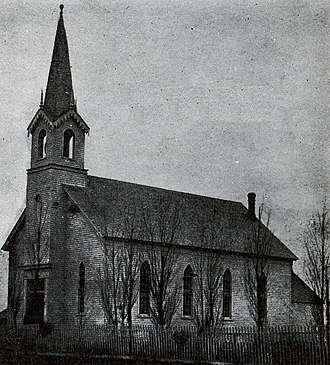 Roseland, Chicago - First Reformed Church of Roseland was founded by the Dutch immigrant population