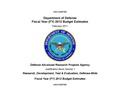 Fiscal Year 2012 DARPA budget.pdf