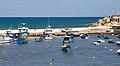 Fishing Boats St Pauls Bay 1 (6956248699).jpg