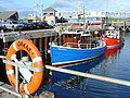 Fishing Boats in Stromness Harbour - geograph.org.uk - 487831.jpg