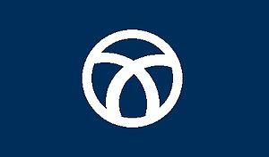 Minamiyamashiro, Kyoto - Image: Flag of Minamiyamashiro Kyoto