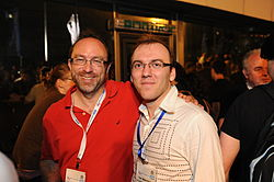 Flickr - Wikimedia Israel - Wikimania 2011 Early Comers' Party (46).jpg