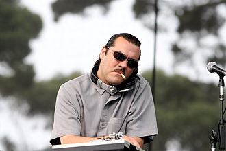 Ant (producer) - Ant performing with Atmosphere at the Outside Lands festival in 2009