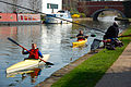 Flickr - ronsaunders47 - Canoes on the canal..jpg