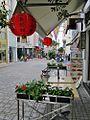 Flowers in Ledra and Onasagorou Street Nicosia Republic of Cyprus 5.jpg