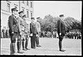 """Fo30141711140072 """"Reservebataljon Holmestrand paraderer for Quisling på Slottsplassen"""" 1942-06-14 (NTBs krigsarkiv, Riksarkivet).jpg"""