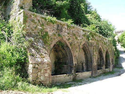 Fonti medievali di San Gimignano