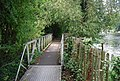 Footbridge by the River Medway - geograph.org.uk - 1510713.jpg