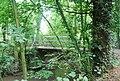 Footbridge on the Wealdway - geograph.org.uk - 1391397.jpg