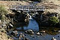 Footbridge over Abhainn na Coinnich - geograph.org.uk - 786192.jpg