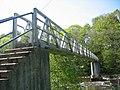 Footbridge over the River Wear - geograph.org.uk - 1311212.jpg
