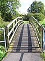 Footbridge over the River Wylye - geograph.org.uk - 948688.jpg