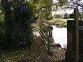 Footpath at Lower Street Bridge - geograph.org.uk - 1021121.jpg